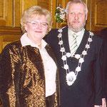 König im Jahr 2003 Franz-Josef Bäumer