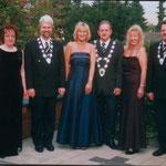 König im Jahr 2002 Heinz Ritters