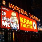 殺人事件を扱う劇場Imperial Theater。