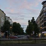 nazunaから見えるベルリンテレビ塔。中心部のアレクサンダー広場付近に立つ。高さ368,03メートル。