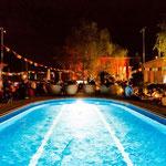 きれいなプールがあるだけで夏を感じられる。 ©Felix Vollmer Photography/fix-pix.de