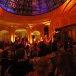 ミュンヘンを代表する5つ星ホテルHotel Bayerischer Hofでも素敵なコンサートがお待ちかね。
