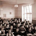 Volkschule Geisecke, Klassenfoto um 1942