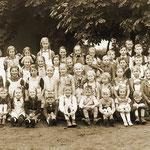 Volksschule Geisecke, Klassenfoto 1939