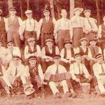 Der TC Germania Lichtendorf von 1913