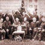 Der Ruhrtalgesangverein um 1898