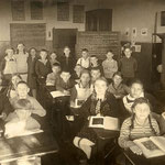 Ev. Volksschule Geisecke, Oberstufe um 1931