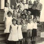 Ev. Schule Geisecke um 1936
