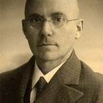 Der Lehrer Fritz Pötter