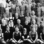 Volksschule Geisecke, Klassenfoto von 1951, Klasse 4 und 5