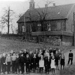 Ev. Schule Geisecke um 1938