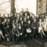 Ev. Schule Geisecke, Klassenfoto 1938