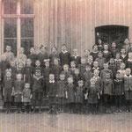 Die katholische Feldschule um 1926