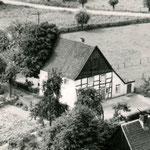 Die Geisecker Schule von 1810 am Brauck um 1960