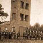 Die Freiwillige Feuerwehr Geisecke im Jahre 1930/31