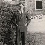 Der Lehrer Albert Weiberg um 1946