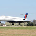 MD-90/Courtesy: Delta Air Lines