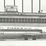 """Eine """"Baby-DC-9""""/Courtesy: Finnair"""
