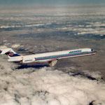 Spantax/Courtesy: McDonnell Douglas