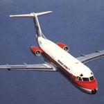 Fokker F28/Courtesy: Fokker