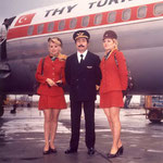 DC-9-32 - 1970er/Courtesy: Turkish Airlines