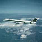 Alitalia MD-82 mit altem Konus/Courtesy: McDonnell Douglas