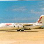 Palmair BAe 146-300/Postkarte