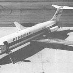 Mit der DC-9 auf Erfolgskurs/Courtesy: Finnair