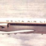 Delta waren der Erstkunde und - betreiber der DC-9/Courtesy: McDonnell Douglas