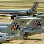 American Airlines wurden der wichtigste Kunde der MD-82/Courtesy: ?