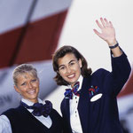 Partnerschaft auf der Shuttlestrecke zwischen Austrian und Swissair/Courtesy: Swissair