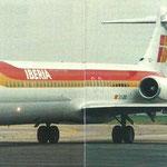 MD-87/Courtesy: Iberia