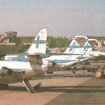 DC-9 und Super Caravelle/Courtesy: Finnair