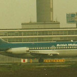 Eine Baby-DC-9 in Amsterdam/Privatsammlung