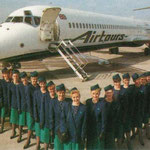 Airtours verwendete ihre MD-83 auf teilweise sehr langen Routen/Courtesy: Airtours International