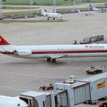 Die DC-9-51 I-SMEJ in Paris-Orly/Courtesy: Sandor van Maaren