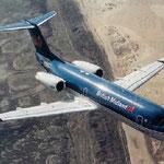 Die Fokker 70 wurde das Nachfolgemodell für die DC-9-10/Courtesy: Fokker