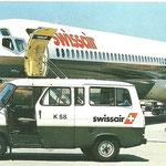 Swissair MD-81/Courtesy: Swissair