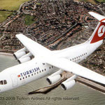 BAe Avro RJ100/Courtesy: Turkish Airlines