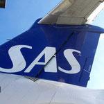 Leitwerk einer MD-80 der SAS/Courtesy: René Kaminski