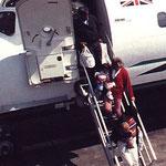 Beispielhaft hier eine solche Tür einer MD-83 der Airtours International/Courtesy: Airtours International