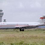 Eine DC-9 der Schweizer ALG/Courtesy: David van Maaren