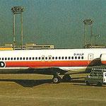 "Die MD-83 ""D-ALLD"" sonnt sich/Courtesy: Aero Lloyd"