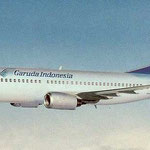 Boeing 737-300/Courtesy: Garuda Indonesia