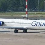 Onur Air setzte ihre MD-83 und MD-88 auch auf recht langen Routen ein/Courtesy: NicolasG