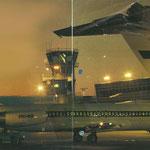 Unbezahlbar schöne Abendstimmung mit MD-80/Courtesy: Finnair