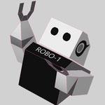 ロボット黒