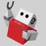 ロボット赤