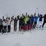 Skiweekend Oberalp