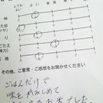 新潟県産夢コシヒカリに寄せられた感想1